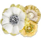 Natural Flower - Parisian Embellishment
