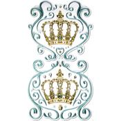 Royal Crown - Parisian Bottle Labels 2/Pkg