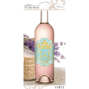 Royal Crown - Parisian Bottle Wrap 1/Pkg