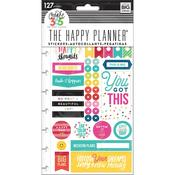 Happy Brights - Create 365 Planner Stickers