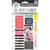 Happy Life - Create 365 Planner Stickers