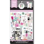 Classic Color Way - Create 365 Happy Planner Sticker Value Pack