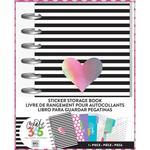 Create 365 Sticker Storage Book