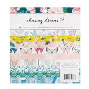 Chasing Dreams 6 x 6 Paper Pad - Crate Paper