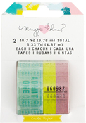 Chasing Dreams Washi Tape Tickets - Crate Paper