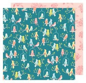 Chirp Chirp Paper - Lovely Day - Dear Lizzy