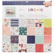 Lovely Day 12 x 12 Paper Pad - Dear Lizzy