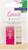 Oasis Gold Foil Washi Tape - Crate Paper