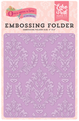 Enchanted Damask Embossing Folder - Echo Park