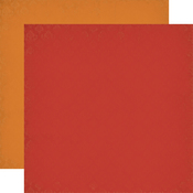 Red - Orange Paper - Once Upon A Time Prince - Echo Park