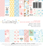Lullaby 6x6 Paper Pad - Pebbles