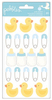 Lullaby Boy Puffy Stickers - Pebbles
