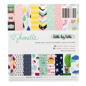 Little By Little 6x6 Paper Pad - Shimelle