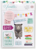 Little By Little Sticker Book - Shimelle