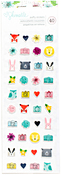 Little By Little Puffy Stickers - Shimelle