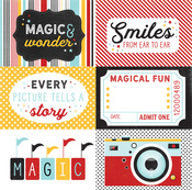 4X6 Journaling Cards Paper - Magic & Wonder - Echo Park