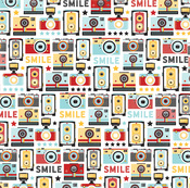 Smile For The Camera Paper - Magic & Wonder - Echo Park