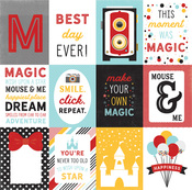 3X4 Journaling Cards Paper - Magic & Wonder - Echo Park