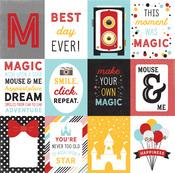 3X4 Journaling Cards Paper - Magic & Wonder - Echo Park