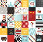 2X2 Journaling Cards Paper - Magic & Wonder - Echo Park