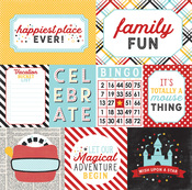 Multi Journaling Cards Paper - Magic & Wonder - Echo Park