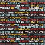 Happiest Place Paper - Magic & Wonder - Echo Park