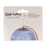 3D Star Stickers - Globe Gallery - 1Canoe2