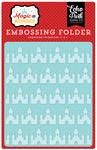 Magic Castles Embossing Folder - Magic & Wonder - Echo Park