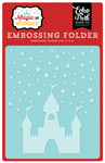 Starry Castle Embossing Folder - Magic & Wonder - Echo Park