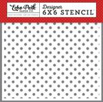 Magical Dot Stencil - Magic & Wonder - Echo Park