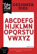 Alphabet Die Set - Magic & Wonder - Echo Park