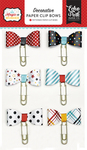 Decorative Paper Clip Bows - Magic & Wonder - Echo Park