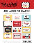 4X6 Accent Card Pack - Magic & Wonder - Echo Park