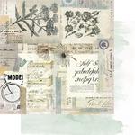 Vintage Market 12x12 Paper - Magnolia Jane - Heidi Swapp