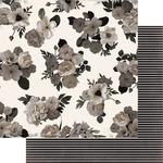 Secret Garden 12x12 Paper - Magnolia Jane - Heidi Swapp