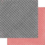 Belle 12x12 Paper - Magnolia Jane - Heidi Swapp