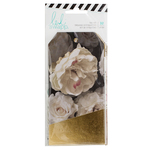 Magnolia Jane Gold Leaf Tags - Heidi Swapp