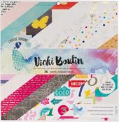 Vicki Boutin 12 x 12 Mixed Media Paper Pad
