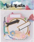 Label Stickers - Vicki Boutin