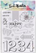Watercolor Sticker Book - Vicki Boudin