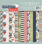 Boarding Pass 6 x 6 Paper Pad - Photoplay