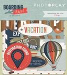 Boarding Pass Ephemera - Photoplay