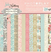 French Flea Market 6 x 6 Paper Pad - Photoplay