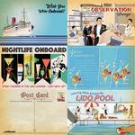 4X6 Journaling Cards - Let's Cruise - Carta Bella
