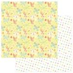 Flutter Girl Paper - About A Little Girl - Photoplay