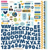 Secrets Of The Sea Boy Fundamentals Sticker Sheet - Bella Blvd