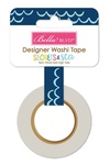 High Tide Washi Tape - Secrets Of The Sea Boy - Bella Blvd