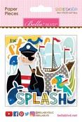 - Secrets Of The Sea - Boy Paper Pieces Cardstock Die-Cuts