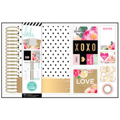 Large Spiral Boxed Kit Memory Planner - Heidi Swapp