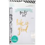 Bucket List Planner Inserts - Heidi Swapp Memory Planner 2017 - Large